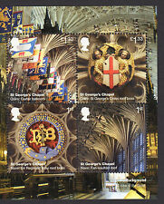 2017 WINDSOR CASTLE Set of 4v Commems from PSB DY20 - Mint