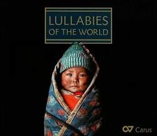 Lullabies of the World (CD, Sep-2013, Carus)