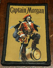 Captain Morgan Rum Morale Patch Milspec Tactical Badge