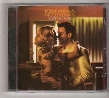(FZ993) Robbie Williams/Nicole Kidman, Somethin' Stupid - 2001 CD
