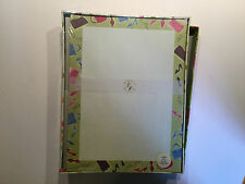 Creative Papers C R Gibson Birthday Green Purse 18 Envelopes Park Avenue
