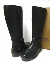 Ugg Evanna Women Tall Boots Black US 8 /UK6.5/EU39