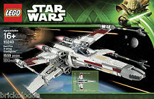 LEGO 10240 Star Wars Red Five X-Wing Starfighter New Sealed