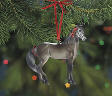 Breyer 700510 Welsh Pony Porcelain Holiday Horse Christmas Ornament - NIB