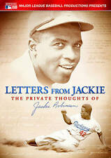 Letters from Jackie: The Private Thoughts of Jackie Robinson (DVD, 2013)