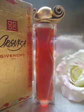 GIVENCHY ORGANZA EDP 50ml 1.2/3 OZ INCREDIBLY RARE 1996 SPLASH SHOCKINGLY POTENT