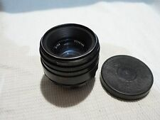 Helios 44-2 2/58 Russian lens for M42 L42 mount SLR Zenit Praktica camera 7363