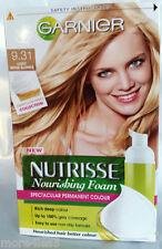 Garnier Nutrisse Nutritiva De Espuma Luz Beige Rubia 9,31 permanente del pelo color