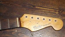 Décalque de nitro FENDER STRATOCASTER guitare cou NITROCELLUOSE 21 palissandre VINTAGE