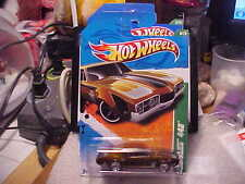 2011 Hot Wheels SUPER Treasure Hunt #8 '68 Olds 442