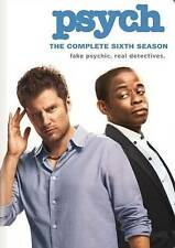 PSYCH: THE COMPLETE SIXTH SEASON (NEW DVD)
