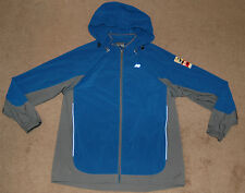 New Balance X 2008 Beijing Gold Team Pentathlon Convertible Running Jacket Men