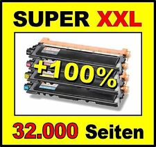 4 x Toner Kartuschen f. DELL 3110cn 3115 3115cn - High Capacity Cartridges !