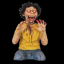 TWISTED TEASER BOY  Animated Haunted House Halloween Prop & Decoration