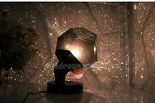 Decoration Bedroom Star Starry Night Light Lamp Projector For Kids Birthday Gift
