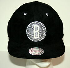 Mitchell & Ness Brooklyn Nets NBA Basketball Team Baseball Cap Hat New OSFM