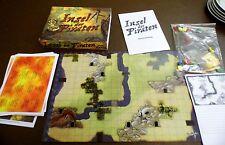 Insel der Piraten - Spannenes Rätselspiel - Finde die Piratenschätze unbespielt