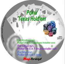 Poker Texas Holdem Pc Casino Juego De Cartas De Software Para Todos Los Windows, Linux Y Mac Osx
