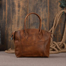 New Retro genuine leather women handbag messager shoulder bag 9038