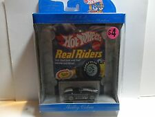 Hot Wheels 30th Anniversary Dark Blue Shelby Cobra w/Real Riders