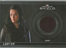 "MARVEL agenti di scudo s2-cc15 ""LADY SIF'S SHIRT"" Costume CARD #190/425"
