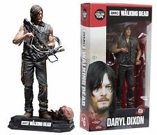 "The Walking Dead Colour Tops Red Daryl Dixon 7"" Figure McFarlane IN STOCK"