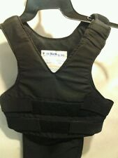 Point Blank body armor black XS-R good costume addition for kid or for training