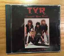T.Y.R. - All Comes Down To You +1 (80's Hair / Glam Metal) New & Sealed CD - OOP