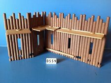 (D559) playmobil extension fort western ref 3806 3773 3419
