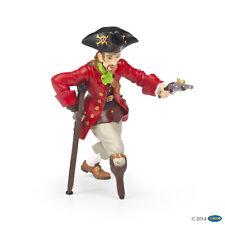 Pirat mit Holzbein und Pistole 10 cm Piraten und Korsaren Papo 39467