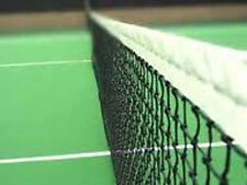 New Tennis Court Net Standard Size Steel Cable included Free shipping USA Seller
