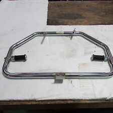NOS YAMAHA ENGINE CASE CRASH GUARD SAVERS FRONT SAFETY BAR S XS 650 C 76 1976