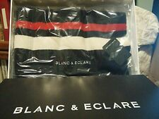 Blanc and Eclare cashmere wool scarf Free Shipping
