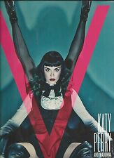 V magazine Katy Perry Madonna Rosie Huntington Whiteley Brooke Candy fashion