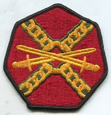 US ARMY INSTALLATION MANAGEMENT PATCH SSI U.S. ARMY - FULL COLOR: