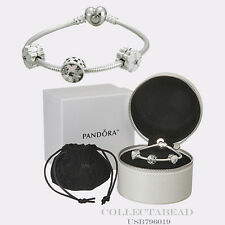 Authentic Pandora Mother's Day Flowers from the Heart Gift Set 7.5 USB796019