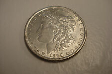 HIGHER GRADE   (MS????)  1890-P  SILVER   MORGAN  DOLLAR  #B-4