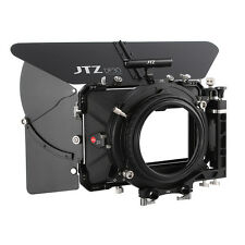 "JTZ DP30 Carbon Fiber 4""x5.65"" Matte Box Kohlefaser 15mm 19mm For A7R A7 II 70D"
