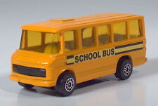 "Vintage Corgi Juniors Mercedes Benz School Bus 3"" Die Cast Scale Model"