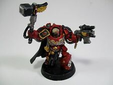 Warhammer 40k Space Marines Commander in Term. Armour