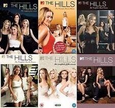 THE HILLS Complete Series Collection Season 1 2  3 4 5 6 All Episodes NEW UK DVD