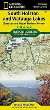 National Geographic Trails Illustrated TN/NC S Holston Lakes Trail Map 783
