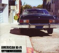 American Hi-Fi - Blood & Lemonade (OVP)