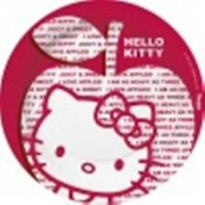 Hello Kitty Apple Party - 8 Paper Plates 23cm - Birthday - FREE POSTAGE IN UK