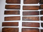 Cocobolo Rosewood turning squares-5 pcs. that are 1.5 x 1.5 x 6 inches long