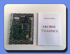 Arcade cocktail multicade 60 in 1 JAMMA board VGA/CGA trackball support Arkanoid