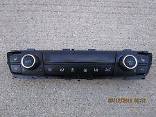 13 BMW 328xi 2.0L I4 4D SEDAN A/C HEATER CLIMATE TEMPERATURE CONTROL 9287337-01