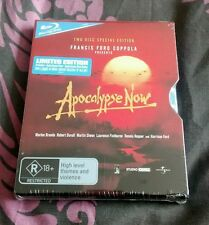 Apocalypse Now blu-ray with embossed metal steel slipcase - Australian