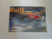 1997 Two Stroke Collection Built For Champions Sales Brochure Manual KTM 300M XC