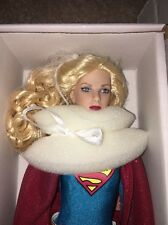 "Tonner DC Stars Supergirl 13"" Collector Doll ~ MIB ~"